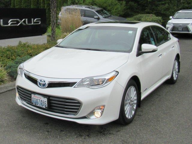 2014 toyota avalon hybrid xle touring xle touring 4dr. Black Bedroom Furniture Sets. Home Design Ideas