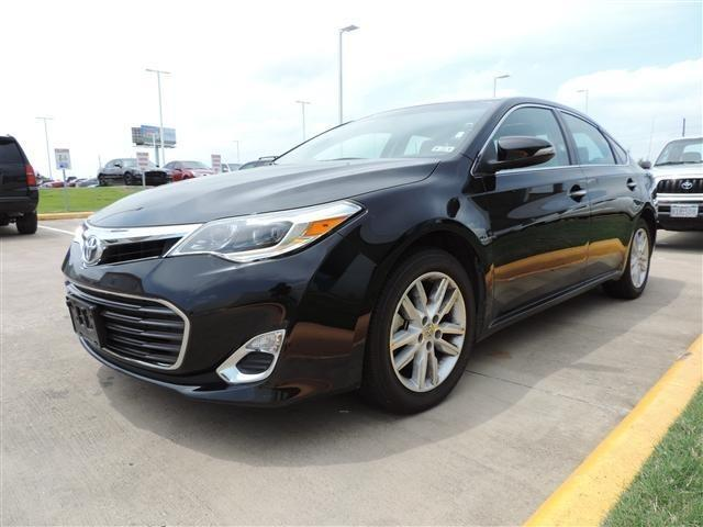 2014 toyota avalon limited 4dr sedan for sale in richmond. Black Bedroom Furniture Sets. Home Design Ideas