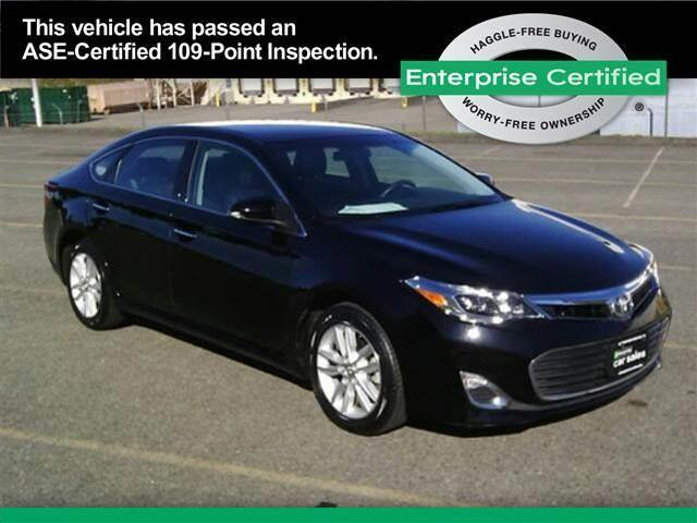 2014 toyota avalon limited 4dr sedan for sale in seattle. Black Bedroom Furniture Sets. Home Design Ideas