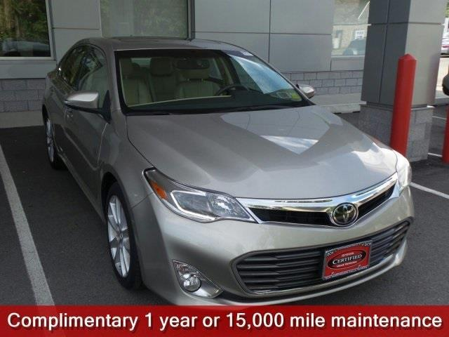2014 Toyota Avalon Limited Limited 4dr Sedan