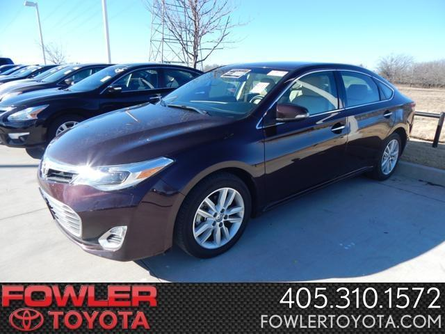 2014 toyota avalon limited limited 4dr sedan for sale in norman oklahoma classified. Black Bedroom Furniture Sets. Home Design Ideas