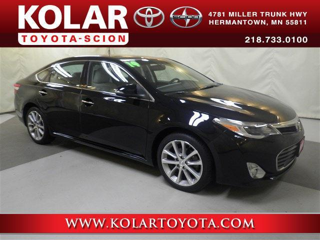 2014 Toyota Avalon XLE Touring XLE Touring 4dr Sedan