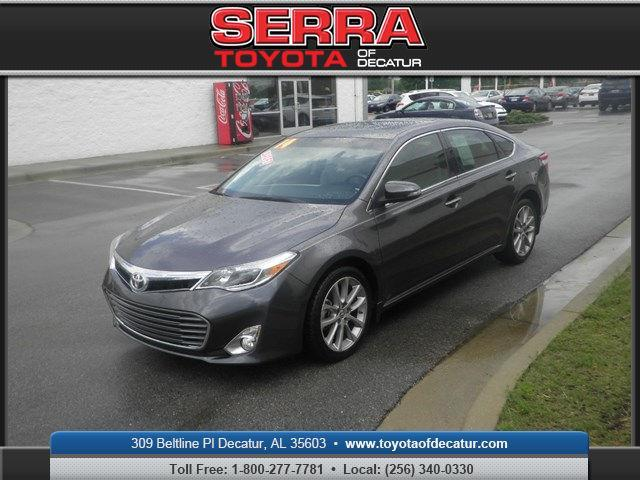 2014 toyota avalon xle touring xle touring 4dr sedan for sale in decatur alabama classified. Black Bedroom Furniture Sets. Home Design Ideas