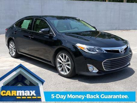 2014 toyota avalon xle touring xle touring 4dr sedan for sale in columbia south carolina. Black Bedroom Furniture Sets. Home Design Ideas