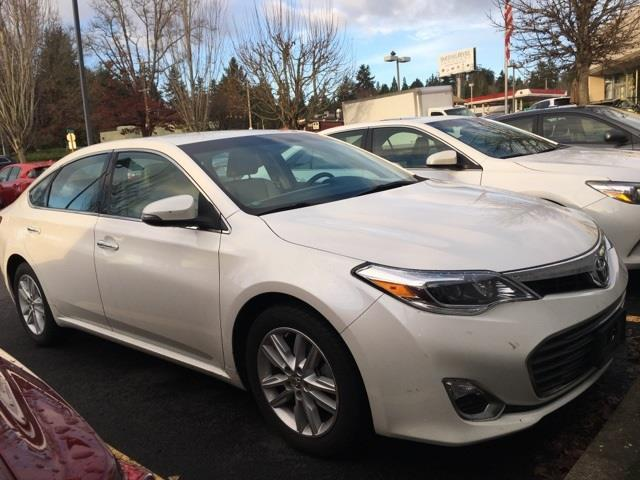 2014 toyota avalon xle xle 4dr sedan for sale in portland. Black Bedroom Furniture Sets. Home Design Ideas