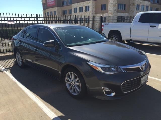 2014 toyota avalon xle xle 4dr sedan for sale in rockwall. Black Bedroom Furniture Sets. Home Design Ideas