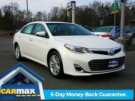 2014 toyota avalon xle xle 4dr sedan for sale in gastonia north carolina classified. Black Bedroom Furniture Sets. Home Design Ideas