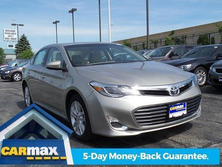 2014 toyota avalon xle xle 4dr sedan for sale in hillside. Black Bedroom Furniture Sets. Home Design Ideas