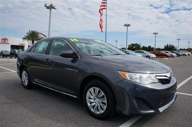 2014 toyota camry 4dr car le for sale in clermont florida classified. Black Bedroom Furniture Sets. Home Design Ideas