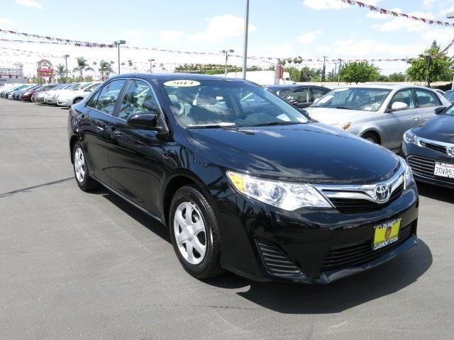 2014 toyota camry 4dr car le for sale in claremont california. Black Bedroom Furniture Sets. Home Design Ideas