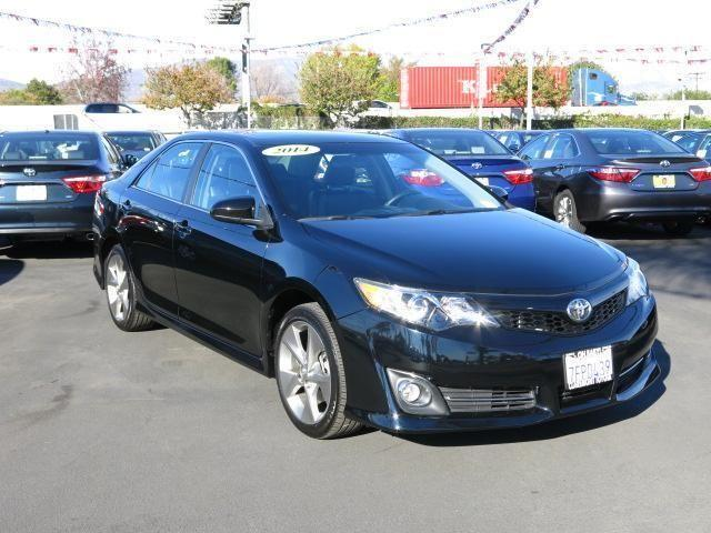 2014 toyota camry 4dr car se sport for sale in claremont california classified. Black Bedroom Furniture Sets. Home Design Ideas