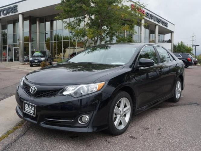 2014 toyota camry 4dr sdn v6 auto se sport for sale in fillmore california classified. Black Bedroom Furniture Sets. Home Design Ideas