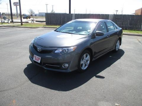 2014 toyota camry front wheel drive 4 door sedan for sale in wichita falls texas classified. Black Bedroom Furniture Sets. Home Design Ideas