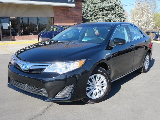 2014 toyota camry hybrid le for sale in west jordan utah classified. Black Bedroom Furniture Sets. Home Design Ideas