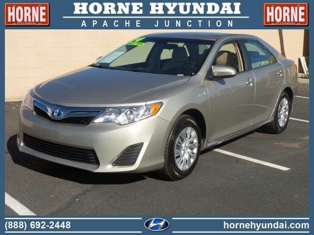 2014 toyota camry hybrid le le 4dr sedan for sale in apache junction arizona classified. Black Bedroom Furniture Sets. Home Design Ideas