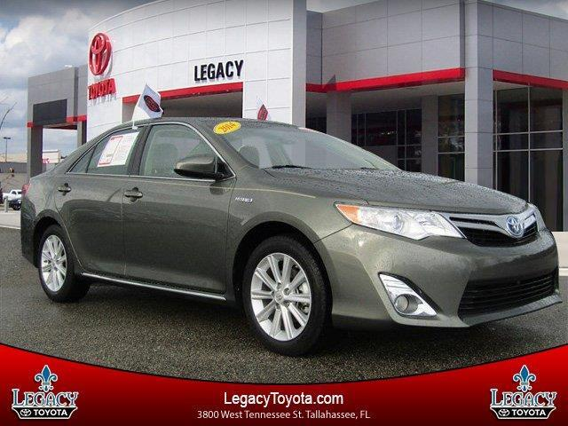2014 toyota camry hybrid xle xle 4dr sedan for sale in tallahassee florida classified. Black Bedroom Furniture Sets. Home Design Ideas