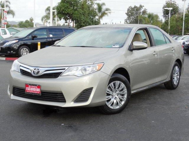2014 toyota camry le escondido ca for sale in escondido california. Black Bedroom Furniture Sets. Home Design Ideas