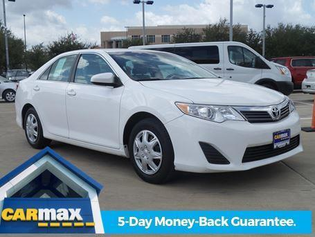 2014 toyota camry le le 4dr sedan for sale in richmond texas classified. Black Bedroom Furniture Sets. Home Design Ideas
