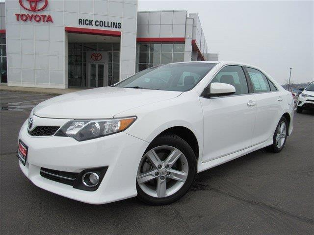 2014 toyota camry se se 4dr sedan for sale in sioux city iowa classified. Black Bedroom Furniture Sets. Home Design Ideas