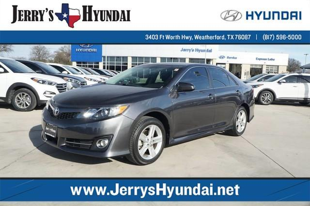 2014 toyota camry se sport se sport 4dr sedan for sale in weatherford texas classified. Black Bedroom Furniture Sets. Home Design Ideas