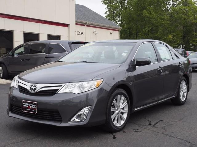 2014 toyota camry se v6 se v6 4dr sedan for sale in wallingford connecticut classified. Black Bedroom Furniture Sets. Home Design Ideas