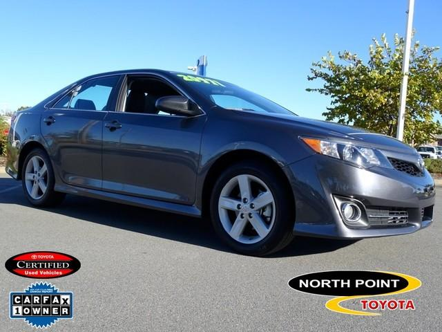 2014 Toyota Camry Xle 4dr Sedan 2014 5 For Sale In North
