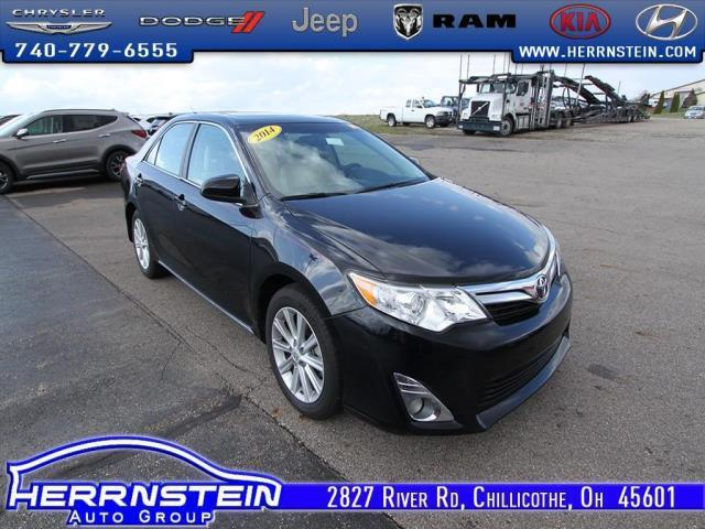Herrnstein Hyundai Chillicothe >> 2014 Toyota Camry XLE XLE 4dr Sedan for Sale in Chillicothe, Ohio Classified | AmericanListed.com