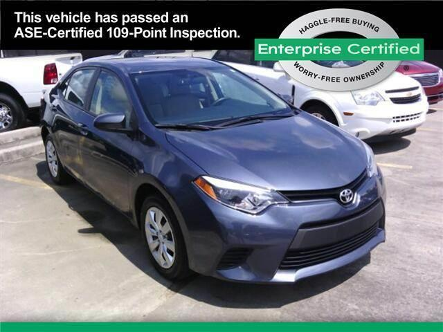 2014 toyota corolla l 4dr sedan 6m for sale in baton rouge louisiana classified. Black Bedroom Furniture Sets. Home Design Ideas