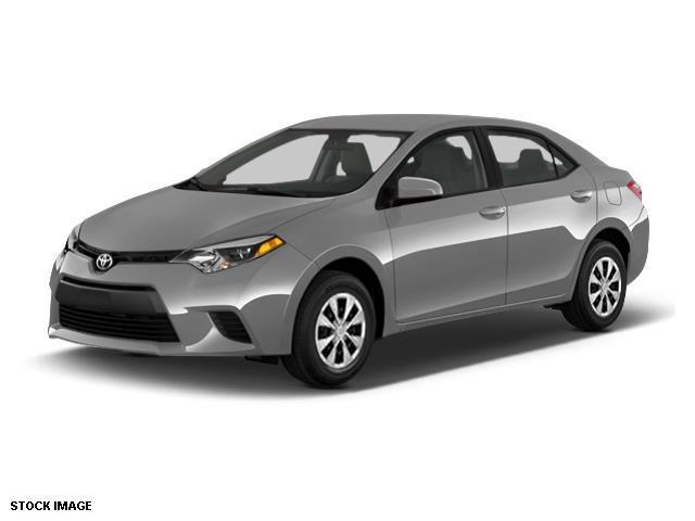 2014 Toyota Corolla L L 4dr Sedan 4A