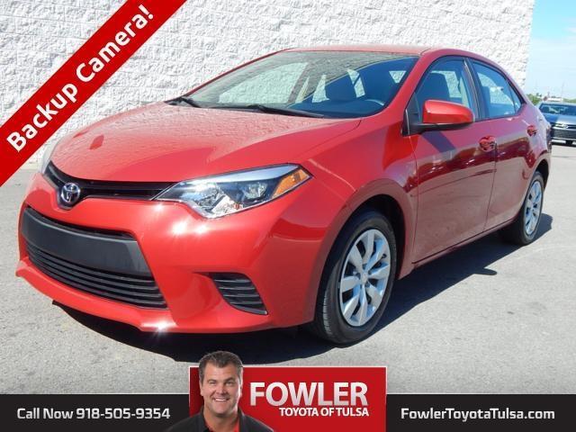 2014 Toyota Corolla LE LE 4dr Sedan for Sale in Tulsa, Oklahoma Classified | AmericanListed.com