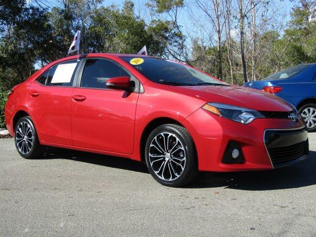 2014 toyota corolla s plus s plus 4dr sedan 6m for sale in tallahassee florida classified. Black Bedroom Furniture Sets. Home Design Ideas