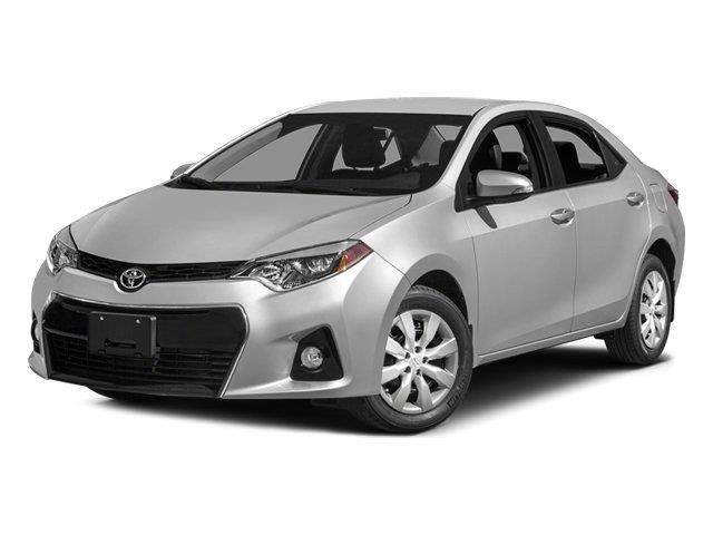 2014 Toyota Corolla S Plus S Plus 4dr Sedan CVT