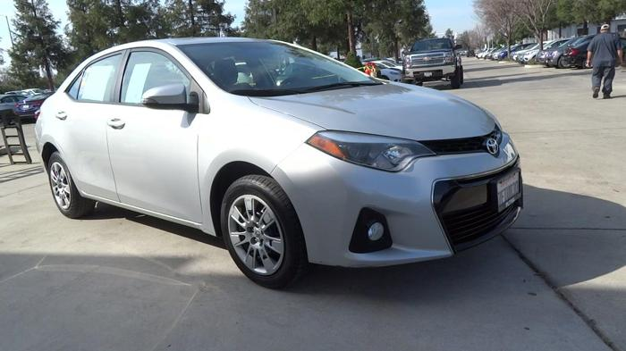 Used Toyota Cars For Sale In Fresno Ca