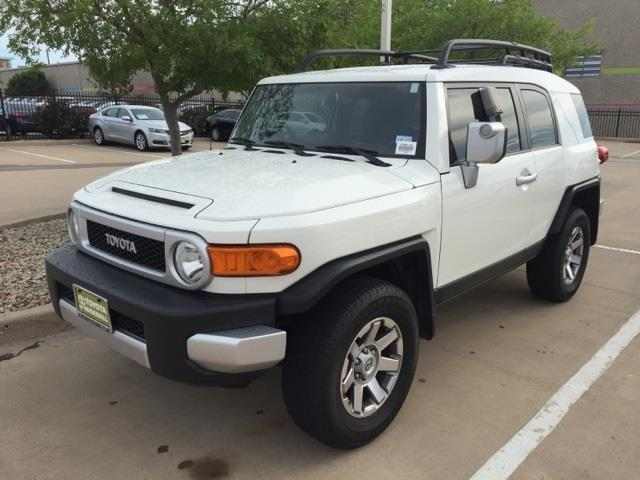 2014 toyota fj cruiser base 4x4 4dr suv 6m for sale in rockwall texas classified. Black Bedroom Furniture Sets. Home Design Ideas