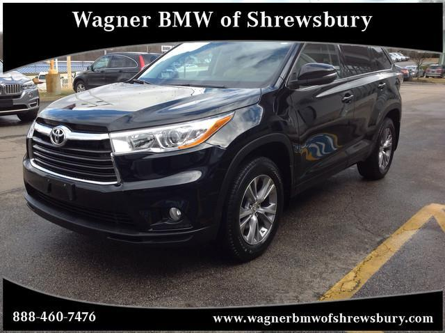 2014 toyota highlander xle awd xle 4dr suv for sale in edgemere massachusetts classified. Black Bedroom Furniture Sets. Home Design Ideas