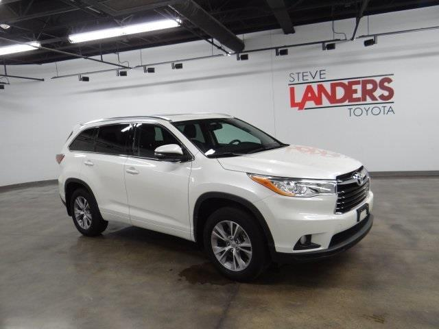 2014 toyota highlander xle awd xle 4dr suv for sale in little rock arkansas classified. Black Bedroom Furniture Sets. Home Design Ideas