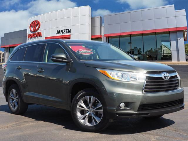 2014 toyota highlander xle xle 4dr suv for sale in stillwater oklahoma classified. Black Bedroom Furniture Sets. Home Design Ideas
