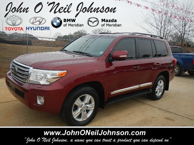 2014 toyota land cruiser 4x4 4dr suv for sale in meridian mississippi classified. Black Bedroom Furniture Sets. Home Design Ideas