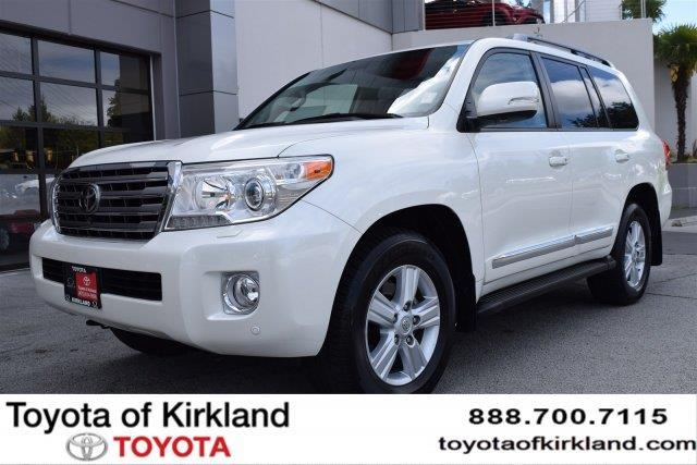 2014 Toyota Land Cruiser Base AWD 4dr SUV