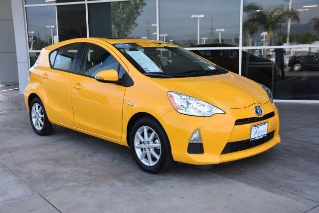 2014 toyota prius c one one 4dr hatchback for sale in rancho california california classified. Black Bedroom Furniture Sets. Home Design Ideas
