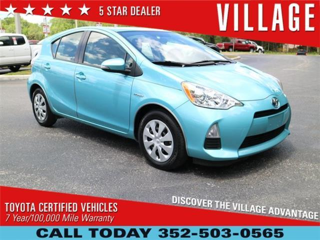 2014 toyota prius c one one 4dr hatchback for sale in homosassa florida classified. Black Bedroom Furniture Sets. Home Design Ideas