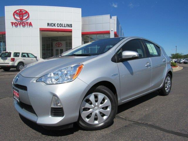 2014 Toyota Prius c Two Two 4dr Hatchback