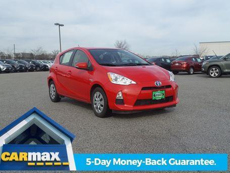 2014 toyota prius c two two 4dr hatchback for sale in laurel maryland classified. Black Bedroom Furniture Sets. Home Design Ideas