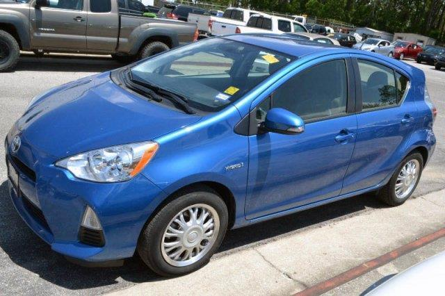2014 toyota prius c two two 4dr hatchback for sale in panama city florida classified. Black Bedroom Furniture Sets. Home Design Ideas