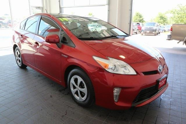 2014 Toyota Prius Four Four 4dr Hatchback