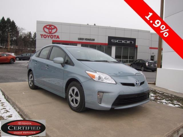 2014 Toyota Prius One One 4dr Hatchback