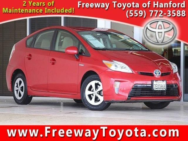 2014 toyota prius one one 4dr hatchback for sale in hanford california classified. Black Bedroom Furniture Sets. Home Design Ideas