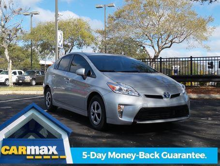 2014 Toyota Prius Two Two 4dr Hatchback for Sale in Tampa  Florida