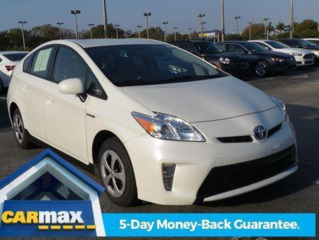 2014 toyota prius two two 4dr hatchback for sale in miami florida classified. Black Bedroom Furniture Sets. Home Design Ideas