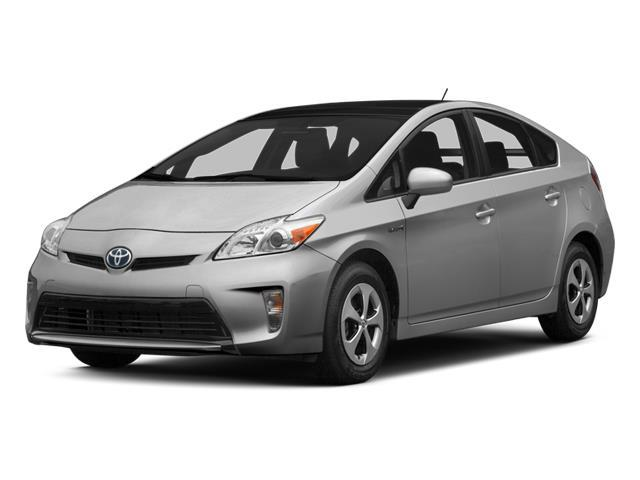 2014 Toyota Prius Two Two 4dr Hatchback